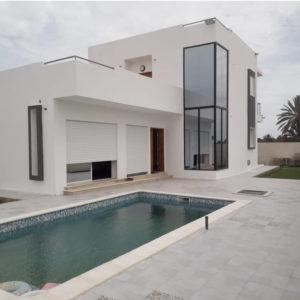 Villa de luxe avec piscine à Djerba Midoun proche de la mer
