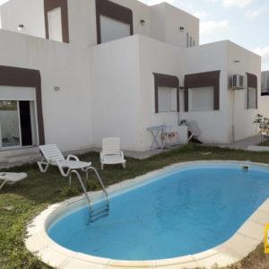 Villa avec piscine à Djerba H.souk