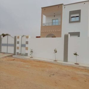 Villa indépendante proche Midoun Djerba