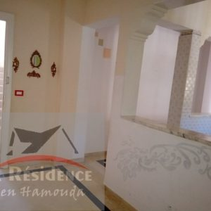 Appartement à borj ghamez M112