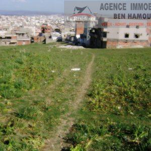 Terrain titré à hay waha Bizerte