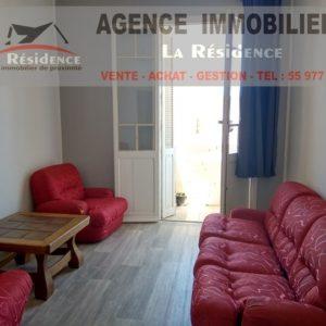 Appartement en plein centre ville Bizerte.