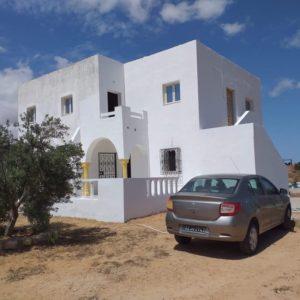 Villa S+2 meublée à Djerba Midoun