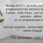 Bureau en RDC
