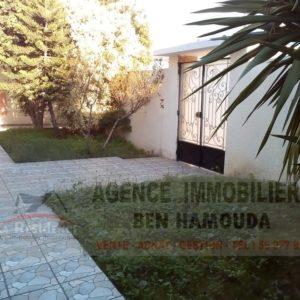 Villa à Sidi sallem M57