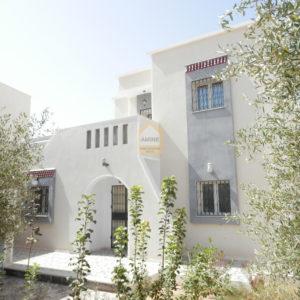 Superbe villa sans meuble à Tezdaine Midoun Djerba