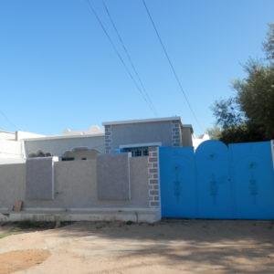 Villa S+2 non meublée proche centre-ville Midoun