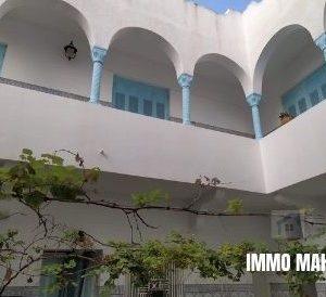Villa style américain de 150 battis sur 120 m²