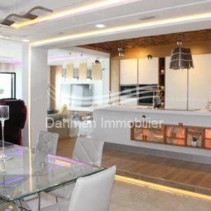 Magnifique Penthouse avec meuble