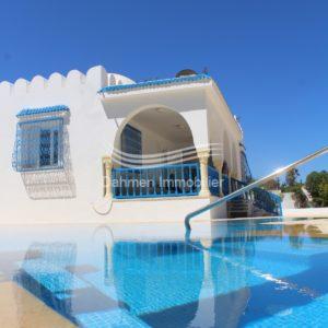 Maison avec piscine à Kantaoui – Sousse
