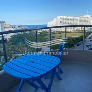 Appartement meublé à Corniche Sousse