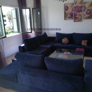 Appartement S+4 à la Marsa, Sidi Daoued