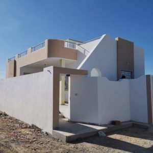 Maison meublée S+3 à Djerba Midoun