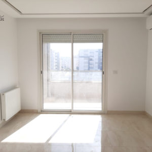 Appartement S+1 jamais habité avec place parking à AFH Mrezga, Hammamet Nord