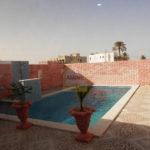Photo-1 : Charmante villa+piscine non meublée à Djerba H.souk