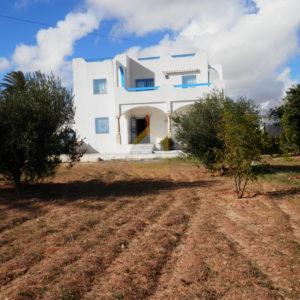 Villa meublée proche zone touristique Djerba Midoun