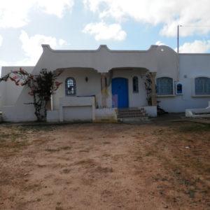 Villa S+3 meublée proche zone touristique Djerba Midoun