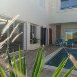 Photo-11 : Récente villa avec piscine meublée vue mer