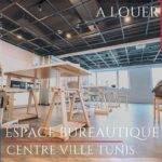 Open-Space 142 m² au centre ville Tunis