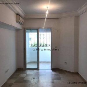 Appartement s+2 au rdc à Cité El Wahat, L'Aouina