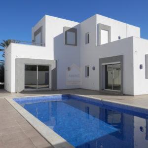 Villa de luxe avec piscine proche de la mer Djerba Midoun