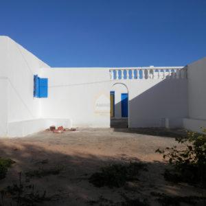 Houch authentique rénové à Djerba Midoun