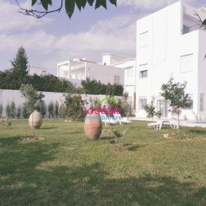 Villa Cesar à Hammamet