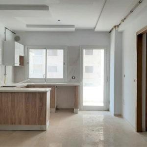 Appartement S+2 de 97.5m² à AFH,Mrezga
