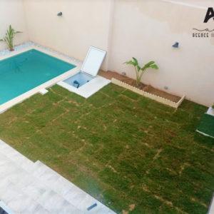 Duplex haut standing avec piscine à Bni Khiar, Nabeul