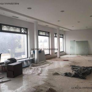 Espace bureautique de 125m² à la Soukra