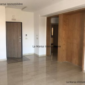 Appartement S+3 à Sidi Daoued