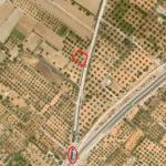 Photo-4 : Beau terrain agricole qui fait le coin à Daroufa, Al-Maamoura, Nabeul