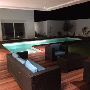 Villa situé à Soukra