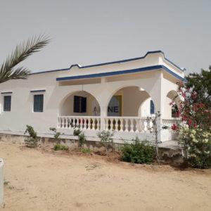 Villa de charme avec grand Terrain à Djerba Midoun