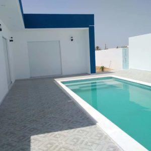 Villa de luxe avec piscine à Houmt Souk Djerba