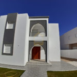 Photo-2 : Villa titre bleu zone urbaine à Djerba Midoun