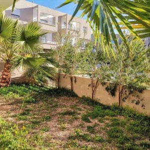 Duplex s+4 avec jardin à la Soukra