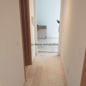 Appartement S+1 de 73m² à Cité El Wahat