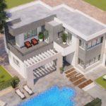 Photo-1 : Villa de luxe à Tezdaine Djerba Midoun