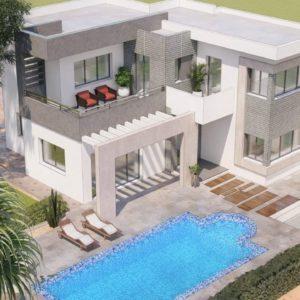 Villa de luxe à Tezdaine Djerba Midoun