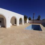 Photo-1 : Sympathique villa avec piscine zone urbaine à Djerba Midoun