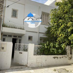 Maison style américain à Khezama Est