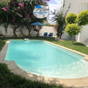 Villa avec piscine à Narjes kantaoui