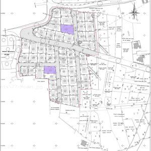 Terrain de 420 m² à houmet souk