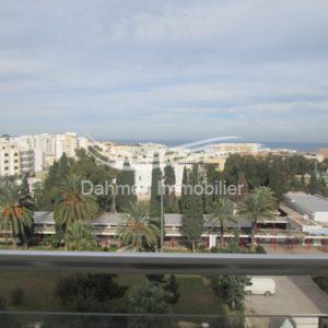 Appartement avec une vue panoramique