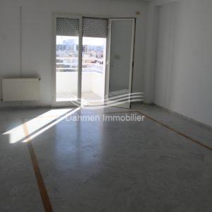 Appartement de 3 pièces à Sahloul 1