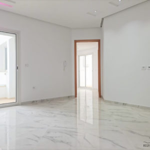 Appartement S+2 balconnet de 122m² à Hammamet Nord