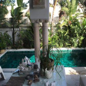 Maisonnette S2 meublée avec piscine à Gammarth