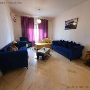 Appartement s1 meublé à Ain Zaghouan