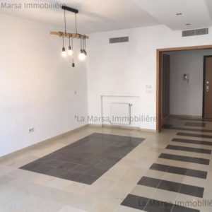 Bel appartement S3 à Sidi Daoued, La Marsa